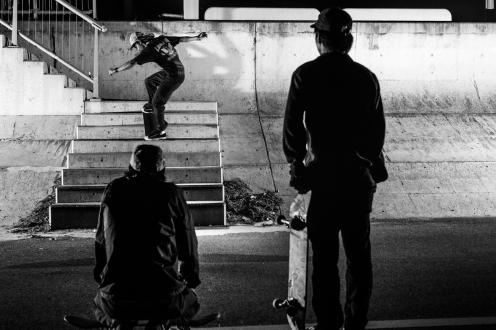 Jake Smyth - Action